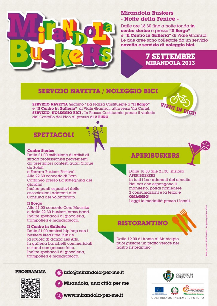 buskers-programma