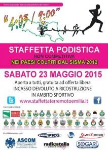 2015 05 23 STAFFETTA