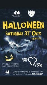 Halloween alla Fenice 31 ottobre 2015