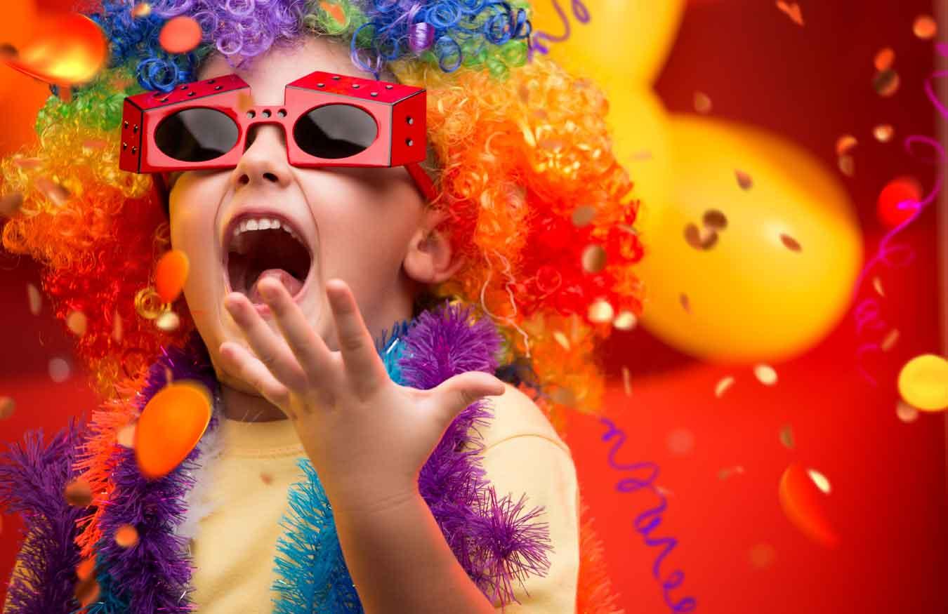 Carnevale-bambino